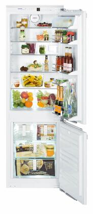 Liebherr HC1060 Premium Plus Series Counter Depth Bottom Freezer Refrigerator with 9.5 cu. ft. Total Capacity