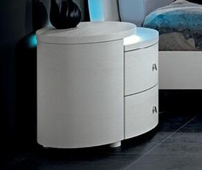 ESF Tango Collection I17766I17767 Night Stand in White