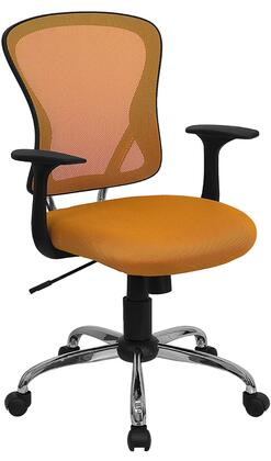 "Flash Furniture H8369FORGGG 22.25"" Contemporary Office Chair"