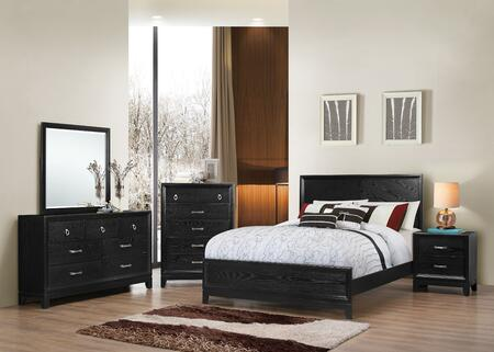 Simmons Upholstery 1002665268SK Metropolitan King Bedroom Se