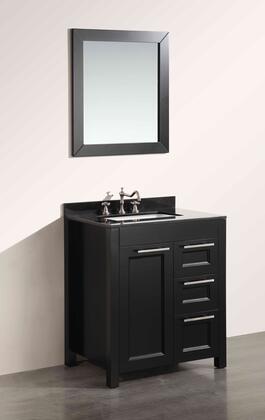 """Bosconi SB2671X 30"""" Single Vanity"""