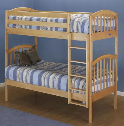 Orbelle BB450N  Twin Size Bunk Bed