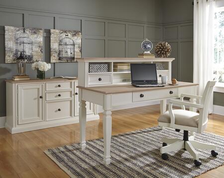 Milo Italia HM41335363810 Goldbourne Office Desks