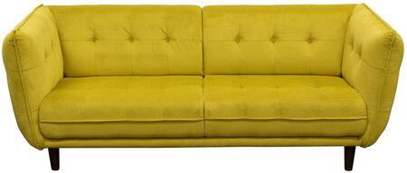 Diamond Sofa VENICESOGD Venice Series Stationary Fabric Sofa