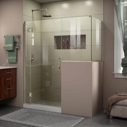 DreamLine Unidoor X Shower Enclosure 6HP 30D 24BP 30RP 04