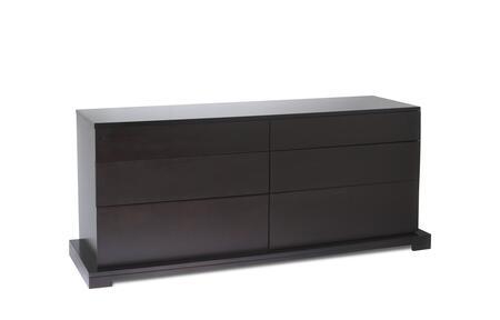 950 Series Dresser Left Profile View