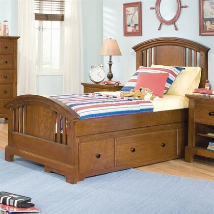 American Woodcrafters 8200033PAN  Twin Size Panel Bed