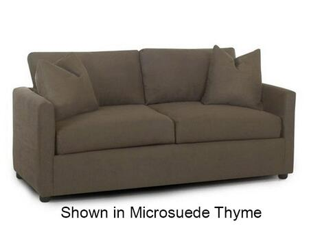 Klaussner JACOBSQSLP Jacobs Series Pull-Out Polyester Sofa