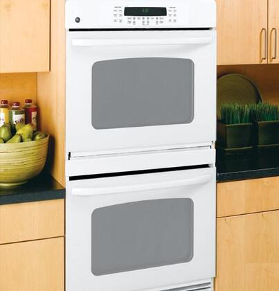 GE JTP55WMWW  Wall Oven, in White
