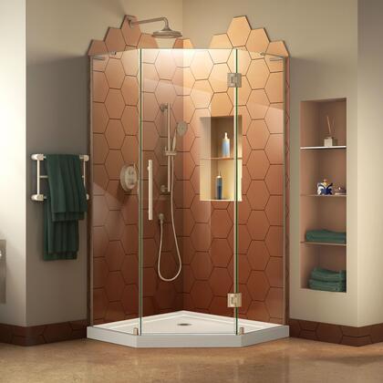 DreamLine Prism Plus Shower Enclosure RS18 22P 23D 22P 04 B E