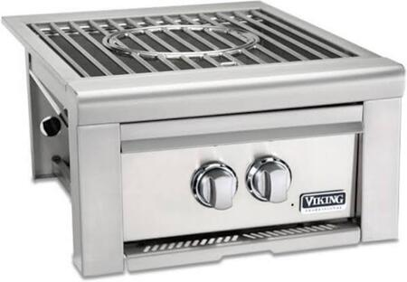 "Viking VQGPB5200xSS 20"" Outdoor Wok/Cooker in Stainless Steel"