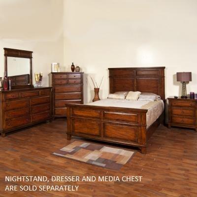 Mango Grove Queen Bed