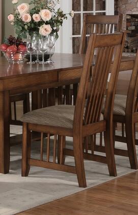 Coaster 101612 Burton Series Casual Wood Frame Dining Room Chair