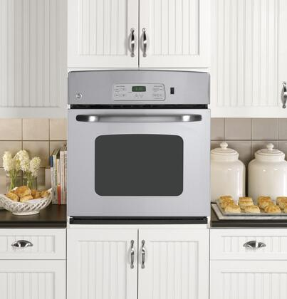 GE JKS10SPSS Single Wall Oven