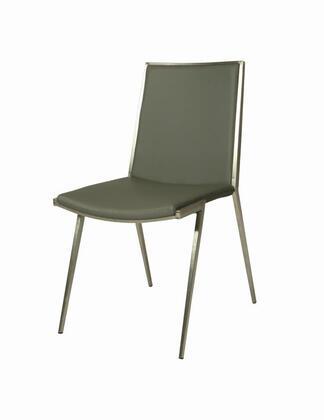 Pastel Furniture QLRX110210 Roxanne Dining Side Chair