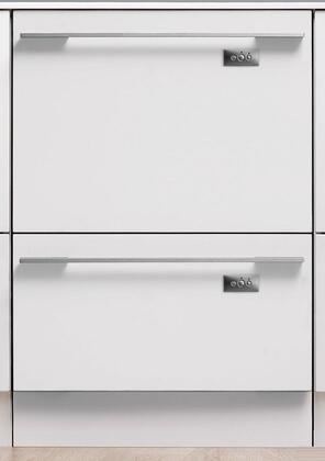 Fisher Paykel DD24DHTI6V2 DishDrawer Series Drawers Semi-Integrated Dishwasher with in Panel Ready