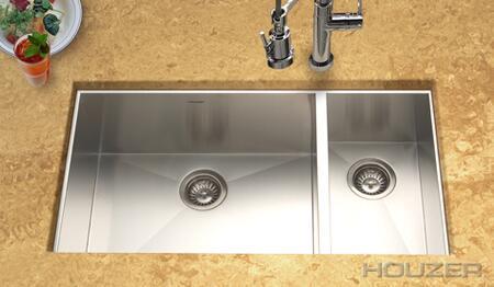 Houzer CTO3370SR Kitchen Sink