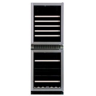 "Marvel 66WBMBDR 24.13"" Built-In Wine Cooler 