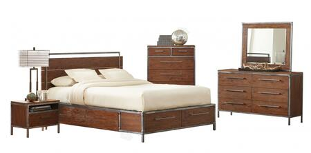 Coaster 203801QSET Arcadia Queen Bedroom Sets