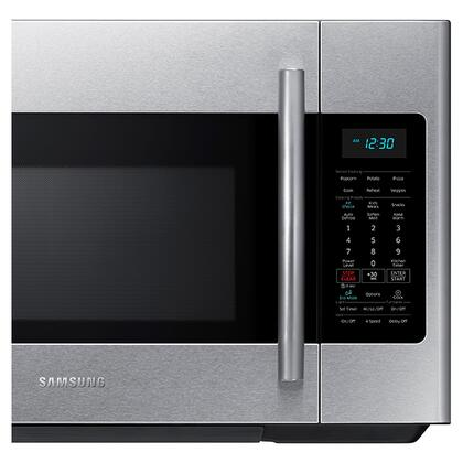 Samsung Me18h704sfs 30 Inch Over The Range Microwave Oven
