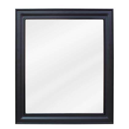 Bath Elements MIR057 Douglas Series Rectangular Portrait Bathroom Mirror