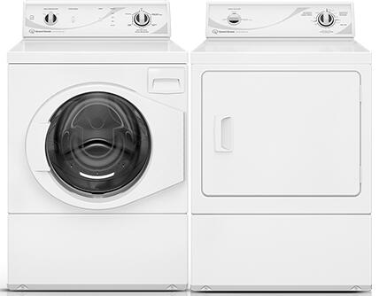 Speed Queen 393946 Washer and Dryer Combos