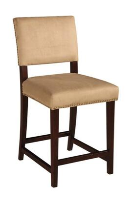 Linon 14061STN01KD-U Commercial or Residential Bar Stool