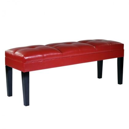 Red Howard Bench