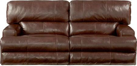 Catnapper 4581128319308319 Wembley Series  Leather Sofa
