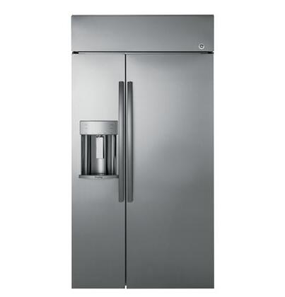Built-in Side by Side Refrigerator