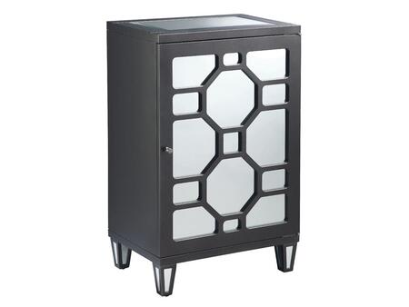 Stein World 47817R Table Metal Cabinet