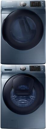 Samsung Appliance 691529 Washer and Dryer Combos