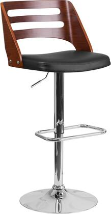Flash Furniture SD2702WALGG Residential Vinyl Upholstered Bar Stool