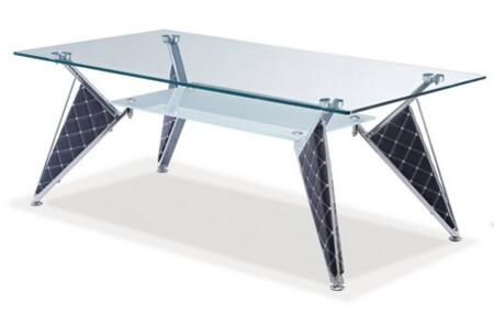 Global Furniture USA TA107C Modern Table