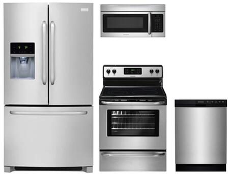 Frigidaire 742433 Kitchen Appliance Packages