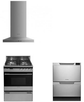 Fisher Paykel 717896 Kitchen Appliance Packages