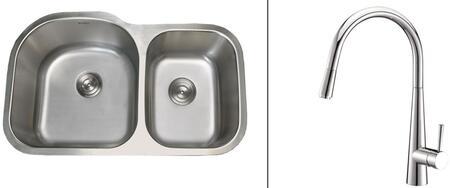 Ruvati RVC2532 Kitchen Sink