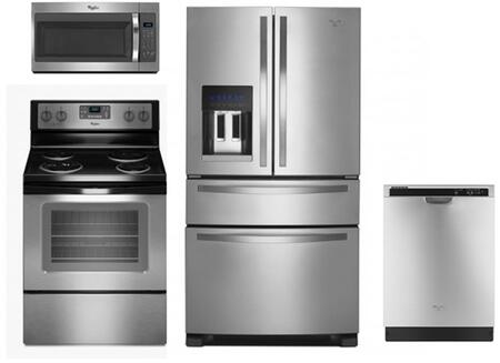 Whirlpool 730358 Kitchen Appliance Packages