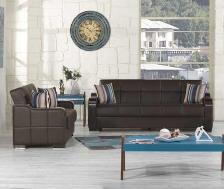 Casamode UCSBLSBNL Living Room Sets