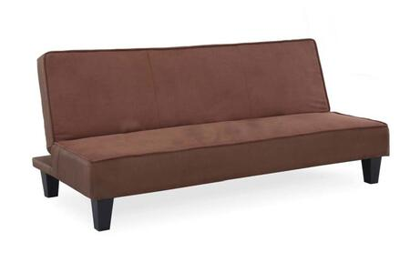 Lifestyle Solutions SCORNS3M2CO Orleans Series Convertible Fabric Sofa