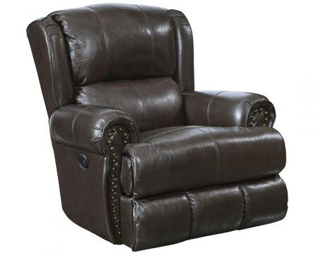 Catnapper 47637128309308309 Duncan Series Leather Metal Frame  Recliners