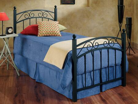 Hillsdale Furniture 224BTWR Willow Series  Twin Size Poster Bed