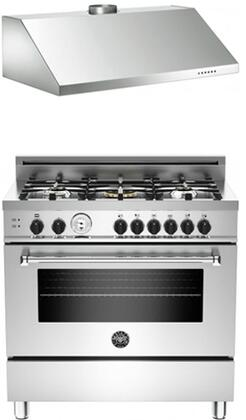 Bertazzoni 714852 Kitchen Appliance Packages