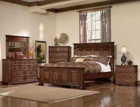 Coaster 201621KESET6 King Bedroom Sets