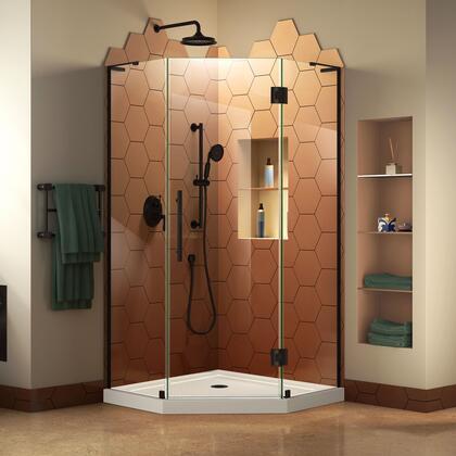 DreamLine Prism Plus Shower Enclosure RS18 22P 23D 22P 09 B E