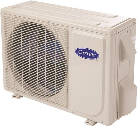 """Carrier 38MAQB09 33"""" Performance Series Energy Star Single Zone Mini Split Outdoor Unit with 9000 Cooling BTU, 10000 Heating BTU and Quiet Operation, in White:"""