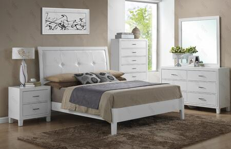 Glory Furniture G1275AFBDMN G1275 Full Bedroom Sets
