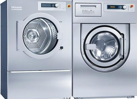 Miele 731308 Professional Washer and Dryer Combos
