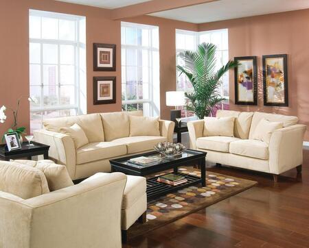 Coaster 500231SET3 Park Place Living Room Sets