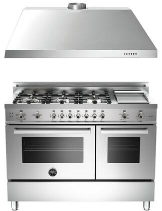 Bertazzoni 663821 Professional Kitchen Appliance Packages